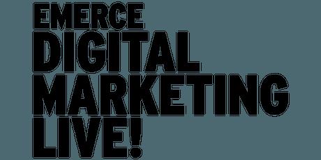 Emerce Digital Marketing Live